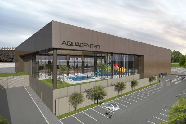 Aqua centru